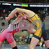 2014 Iowa High School Athletic Association State Tournament Class 2A<br /> 113<br /> Semifinal - Ryan Leisure (Clear Lake) 37-4 won by decision over Jacob Fenske (Assumption, Davenport) 34-9 (Dec 2-1)