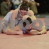 2014 Iowa High School Athletic Association State Championships Class 2A<br /> 126 - Cons. Round 1 - Dylan Beaver (Benton Community) 14-9 won by decision over Dylan Forkner (Greene County) 37-6 (Dec 6-3)