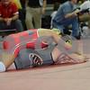 2014 Iowa High School Athletic Association State Championships Class 2A<br /> 132 - Champ. Round 1 - Mitchell Broer (Ballard) 41-7 won by decision over Tristan Pohren (Washington) 45-8 (Dec 6-5)