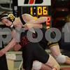 2014 Iowa High School Athletic Association State Championships Class 2A<br /> 106 - Cons. Round 1 - Carter Cox (Atlantic) 24-8 won by decision over Zackary Snyder (Estherville Lincoln Central) 24-23 (Dec 5-2)