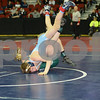 2014 Iowa High School Athletic Association State Tournament Class 3A <br /> 120<br /> Cons. Round 2 - Kyle Briggs (Cedar Rapids, Jefferson) 27-14 won by decision over Rees Hauder (Dubuque, Hempstead) 25-15 (Dec 6-2)