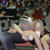 2014 Iowa High School Athletic Association State Tournament Class 3A <br /> 138<br /> Cons. Round 2 - Josh Wenger (Prairie, Cedar Rapids) 37-4 won by tech fall over Trenton Johnson (Fort Madison) 28-14 (TF-1.5 4:52 (16-0))