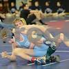 2014 Iowa High School Athletic Association State Tournament Class 3A <br /> 120<br /> Cons. Round 2 - Kyle Briggs (Cedar Rapids, Jefferson) 27-14 won by decision over Rees Hauder (Dubuque, Hempstead) 25-15 (Dec 6-2)