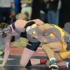 2014 Iowa High School Athletic Association State Tournament Class 3A <br /> 132<br /> Quarterfinal - Fredy Stroker (Bettendorf) 48-0 won by fall over Zach Johnston (Norwalk) 26-9 (Fall 0:50)