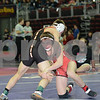 2014 Iowa High School Athletic Association State Tournament Class 3A <br /> 138<br /> Quarterfinal - Daniel Kelly (Cedar Falls) 42-6 won by decision over Josh Wenger (Prairie, Cedar Rapids) 37-4 (Dec 5-1)