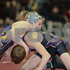 2014 Iowa High School Athletic Association State Championships Class 3A<br /> 113<br /> Semifinal - Henry Pohlmeyer (Johnston) 40-2 won by decision over Zach Barnes (Waukee) 40-4 (Dec 3-0)