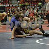 2014 Iowa High School Athletic Association State Championships Class 3A<br /> 145<br /> Semifinal - Bryce Steiert (Waverly-Shell Rock) 47-1 won by fall over Landon BeLieu (Indianola) 41-4 (Fall 1:36)