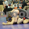2014 Iowa High School Athletic Association State Championships Class 3A<br /> 152<br /> Semifinal - Trey Blaha (Prairie, Cedar Rapids) 39-11 won by decision over Ethan Ruby (Lewis Central) 47-7 (Dec 5-1)