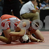 2014 Iowa High School Athletic Association State Tournament Session I 3A<br /> 106 - Cons. Round 1 - Travis Pulse (Davenport, West) 29-13 won by decision over Collin Koerperich (Epworth, Western Dubuque) 36-10 (Dec 9-6)