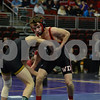 2014 Iowa High School Athletic Association State Tournament Session I 3A<br /> 120 - Cons. Round 1 - Nathan Sands (Waverly-Shell Rock) 32-10 won by decision over Bailey Thurm (Epworth, Western Dubuque) 27-19 (Dec 4-3)