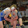 2014 Iowa High School Athletic Association State Championships <br /> 160<br /> Semifinal - Kallan Schmelzer (Southwest Valley) 36-3 won by decision over Kegen Fingalsen (Central Springs) 44-3 (Dec 5-4)