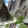 Rockies Researchers in the Black Canyon of the Gunnison National Park