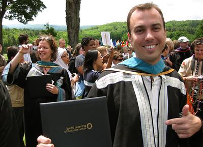 SIT graduation