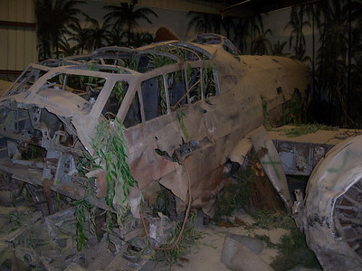 Static Display Wrecks