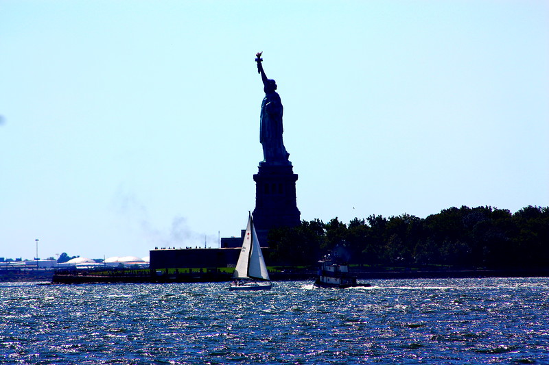 Statue Of Liberty  -- click image for larger view