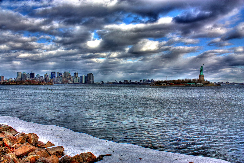 Liberty State Park  -- click image for larger view