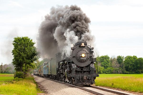 Steam Engine 2014
