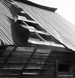 Weather I-roof detail