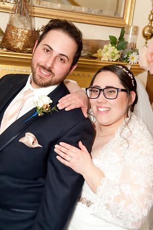 Steffanie & Daniel wedding 3-17-2018