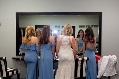 Heim Wedding, getting ready-