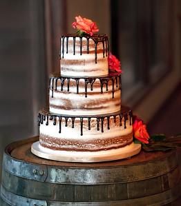 Heim Wedding, Cake-