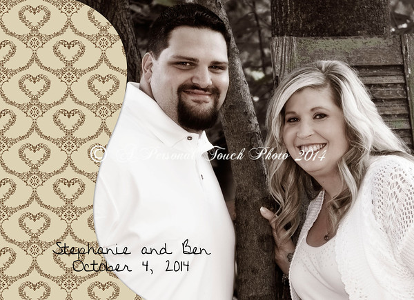 Stephanie and Ben