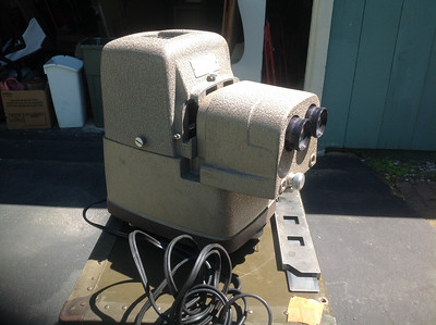 Stereo Photography Equipment