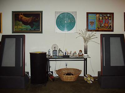Stereo basement
