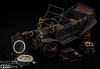 Still Life<br /> Model car, compass,