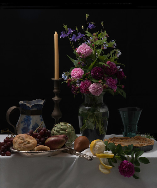 Still life reference photo 20 x 24