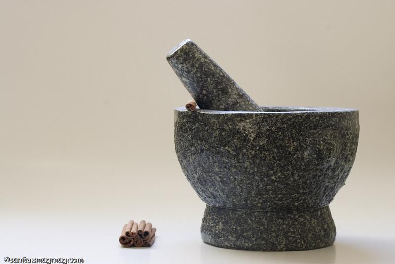 The Zen of cooking -I