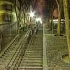 Stairs To Sacre Coeur