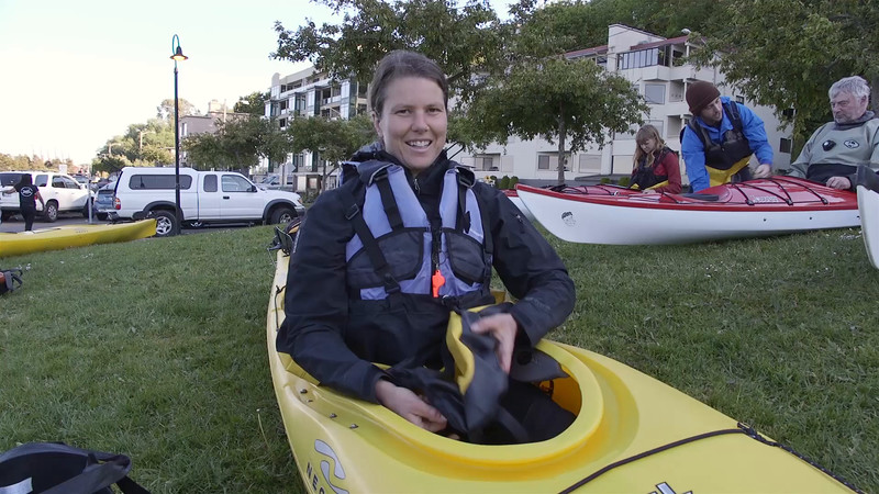 Interviews Kayak Training