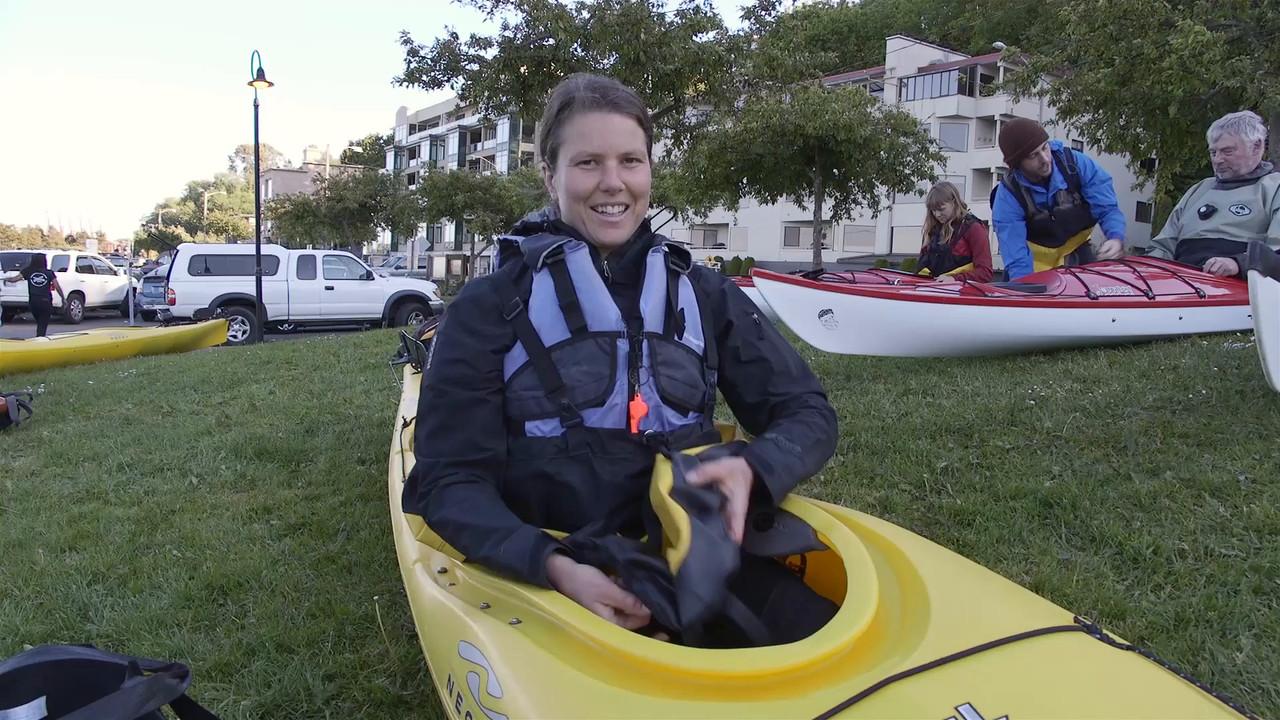Interviews Kayak Training