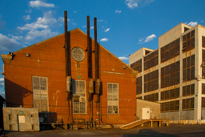 BUILDING 85, EAST END Mare Island, California, 2007