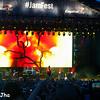 April 7 2013 .. Dave Matthew concert ..Centennial Park Atlanta