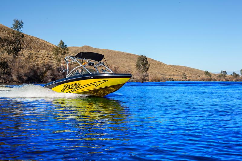 stinger powerboat
