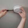 CE5_Smoke Detector Install