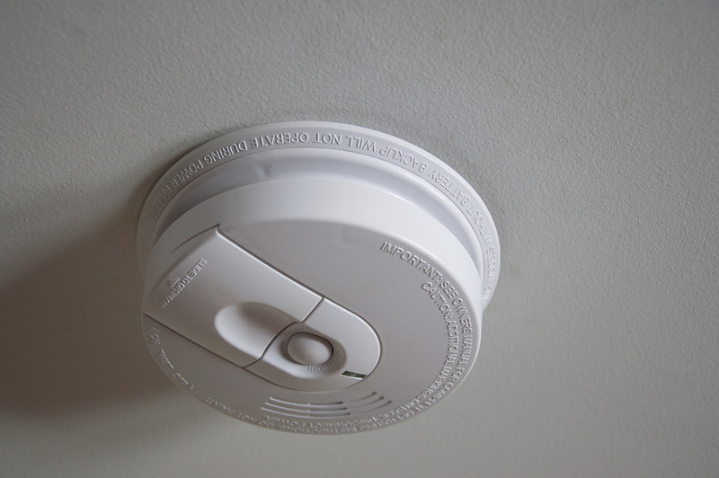 CE2_Smoke Detector Detail