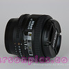 50mm f/1.4D Nikkor Lens, Stock Photography