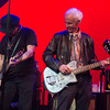 Robby Krieger (the Doors), with Johnny Depp