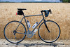 My stolen Seven. It breaks my heart. Campy Chorus with a triple in front. Looks exactly as shown here without the 3rd water bottle hanging down, I had removed it.