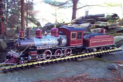 Stone Hedge Railway