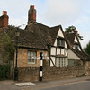 The very Olde English village of Lacock, Wlitshire