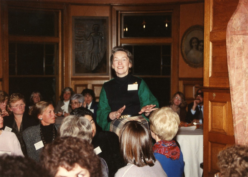 Prof. Margaret Henderson Floyd