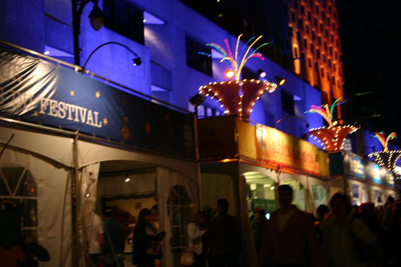 Montreal Jazz Festival 101
