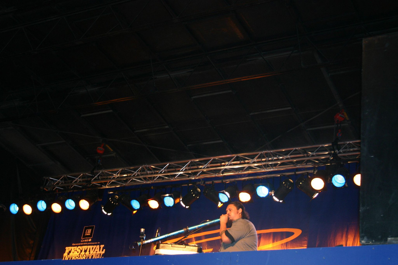 Montreal Jazz Festival 190