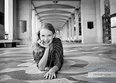 Em at the Muny croped bw (1 of 1)