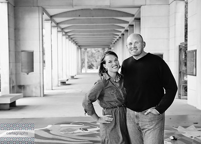 Mom and Dad Lookin' Good! bw (1 of 1)