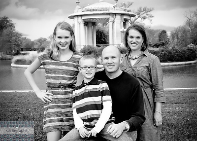 Family, Shot 2, Cropped bw (1 of 1)